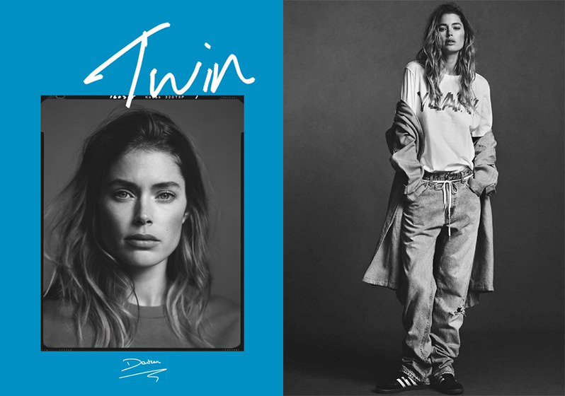 Twin XII Doutzen cover